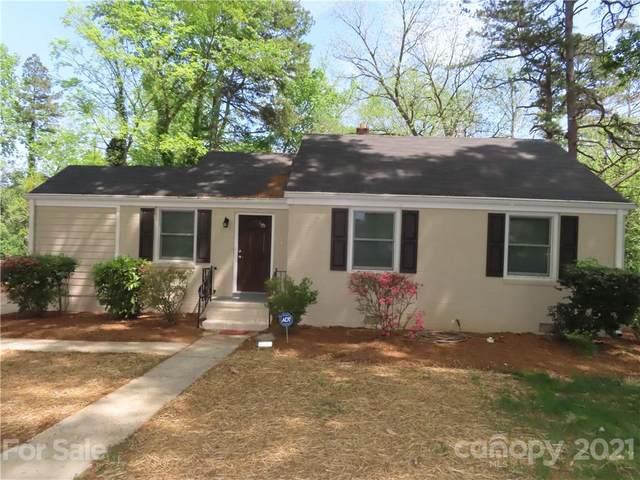 2616 Montreat Street, Charlotte, NC 28206 (#3725345) :: Carlyle Properties