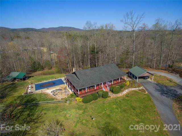 10096 Nc Highway 226 Highway, Nebo, NC 28761 (#3725347) :: Stephen Cooley Real Estate Group