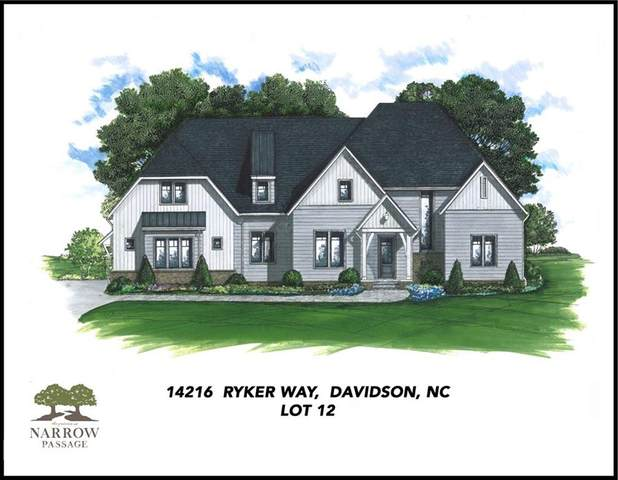14216 Ryker Way, Davidson, NC 28036 (#3725380) :: Home and Key Realty