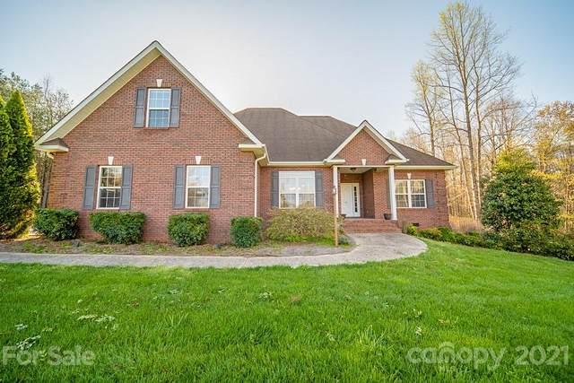 141 Hidden River Lane, Statesville, NC 28625 (#3725903) :: Carolina Real Estate Experts