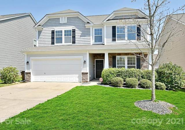 1007 Forest Way Court, Indian Trail, NC 28079 (#3726158) :: Scarlett Property Group