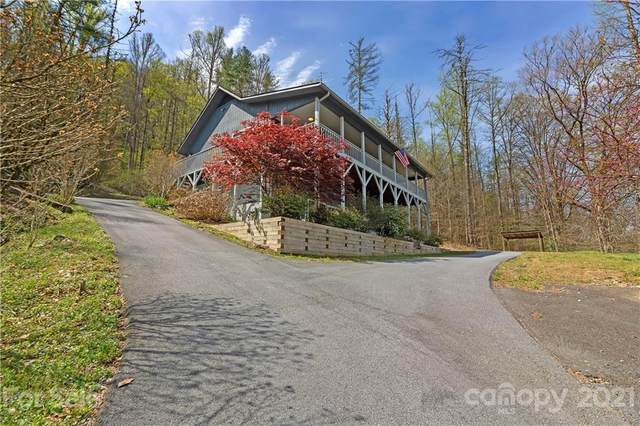 216 Wilson Road, Pisgah Forest, NC 28768 (#3726257) :: LePage Johnson Realty Group, LLC