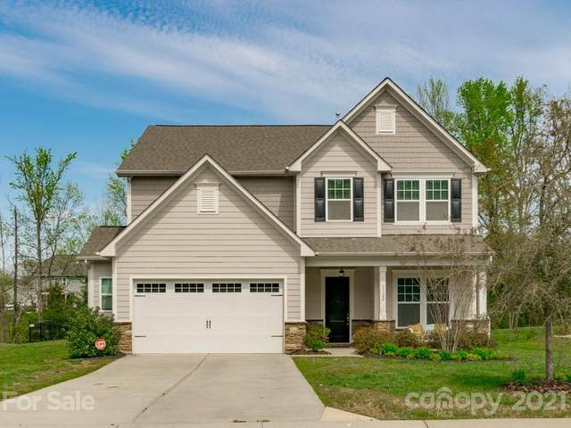 1122 Bassett Way #23, Indian Land, SC 29707 (#3726355) :: Cloninger Properties