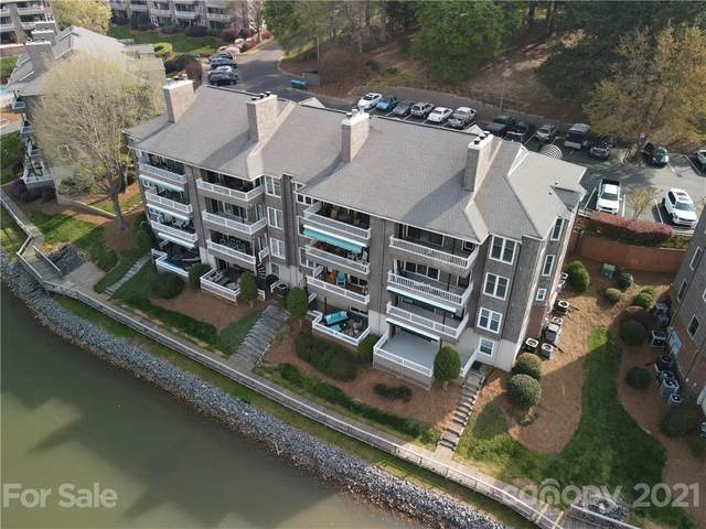7332 Lakefront Drive #9, Charlotte, NC 28278 (#3726402) :: High Performance Real Estate Advisors