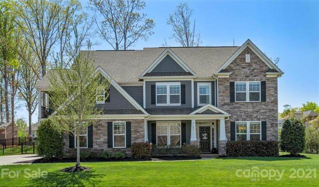3102 Kinder Oak Drive, Indian Trail, NC 28079 (#3726595) :: The Allen Team