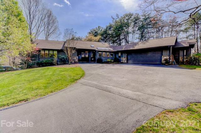154 Skyview Circle #43, Asheville, NC 28804 (#3726755) :: MartinGroup Properties