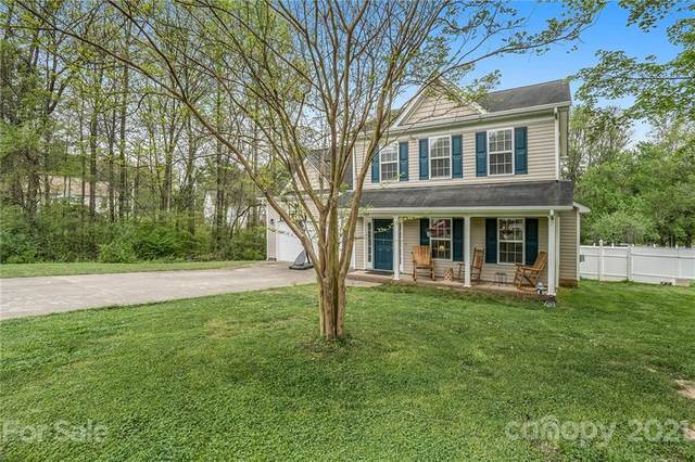 135 Timberland Loop, Mooresville, NC 28115 (#3726922) :: Keller Williams South Park
