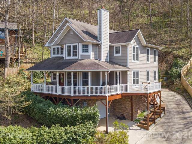 546 Rocky Top Road, Maggie Valley, NC 28751 (#3727118) :: Cloninger Properties