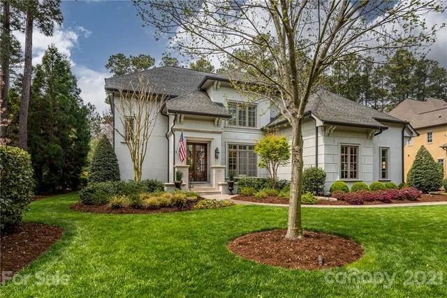 9009 Pine Laurel Drive, Matthews, NC 28104 (#3727136) :: The Allen Team