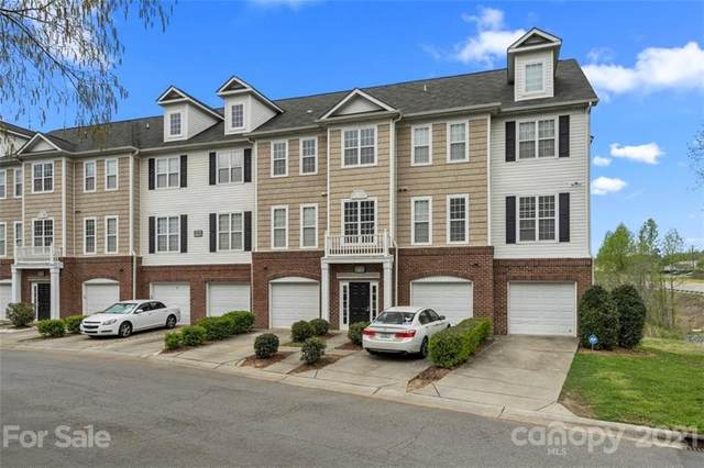 6418 Park Pond Drive, Charlotte, NC 28262 (#3727138) :: High Performance Real Estate Advisors