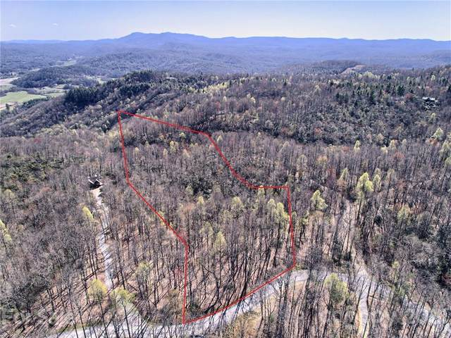 1A Reserve Road 1A, Pisgah Forest, NC 28768 (#3727269) :: Willow Oak, REALTORS®