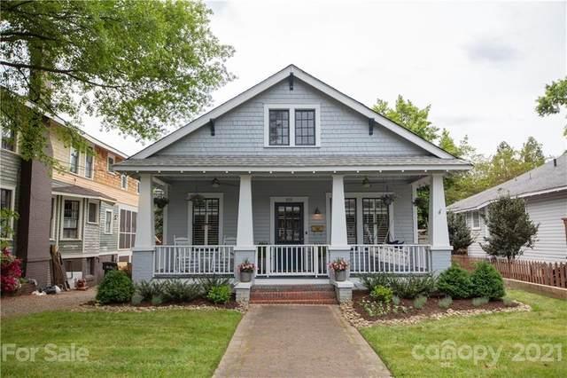 806 Sunnyside Avenue, Charlotte, NC 28204 (#3727315) :: The Snipes Team | Keller Williams Fort Mill