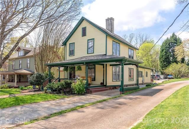 317 Thomas Street, Salisbury, NC 28144 (#3727422) :: High Performance Real Estate Advisors