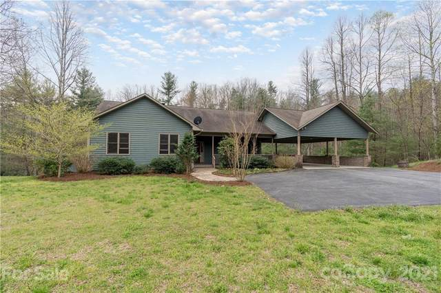 1637 Camp Creek Road, Saluda, NC 28773 (#3727549) :: TeamHeidi®