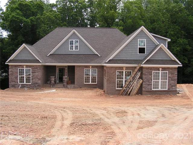 203 Wintergreen Court, Kings Mountain, NC 28086 (#3727766) :: BluAxis Realty