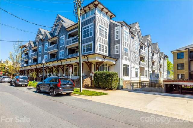 301 E Tremont Avenue #319, Charlotte, NC 28203 (#3727885) :: Keller Williams South Park