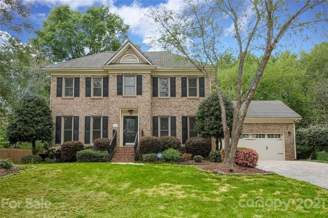 4514 Charlestowne Manor Drive, Charlotte, NC 28211 (#3727918) :: High Performance Real Estate Advisors