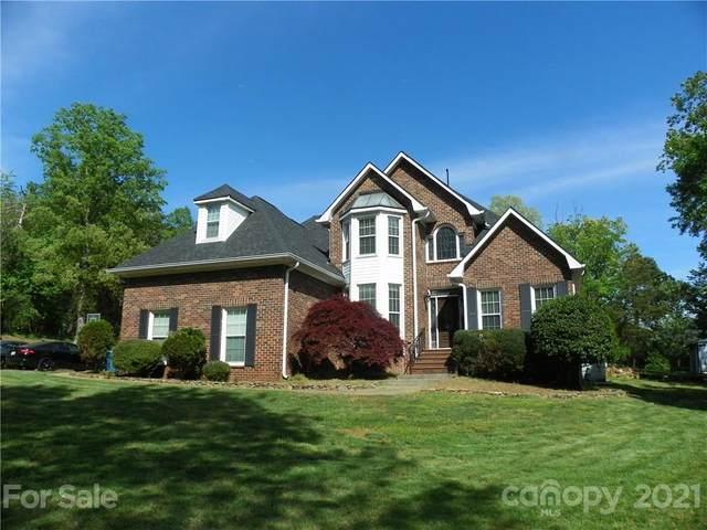 9485 Rocky River Road, Harrisburg, NC 28075 (#3727935) :: LePage Johnson Realty Group, LLC