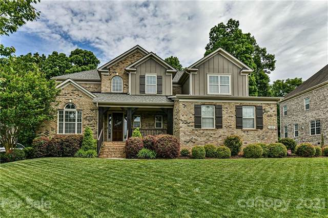 409 Five Leaf Lane, Waxhaw, NC 28173 (#3728026) :: Stephen Cooley Real Estate Group