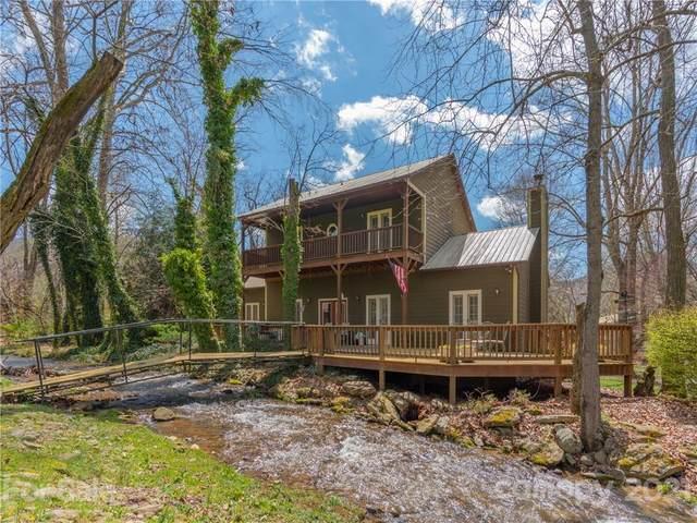 55 Roth Stream Drive, Waynesville, NC 28786 (#3728448) :: LePage Johnson Realty Group, LLC