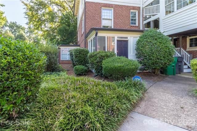 230 Providence Road C-5, Charlotte, NC 28207 (#3728655) :: LePage Johnson Realty Group, LLC