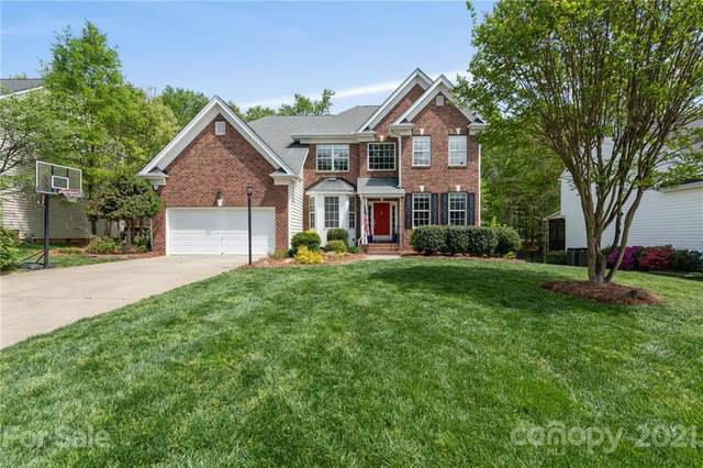 6802 Olde Sycamore Drive, Mint Hill, NC 28227 (#3728811) :: Carolina Real Estate Experts