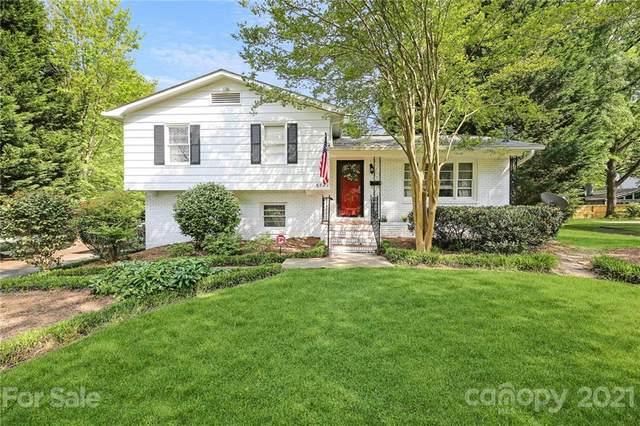 6921 Oakstone Place, Charlotte, NC 28210 (#3728902) :: TeamHeidi®
