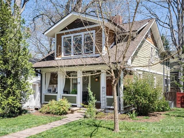 23 Woodvale Avenue, Asheville, NC 28804 (#3729158) :: Lake Norman Property Advisors