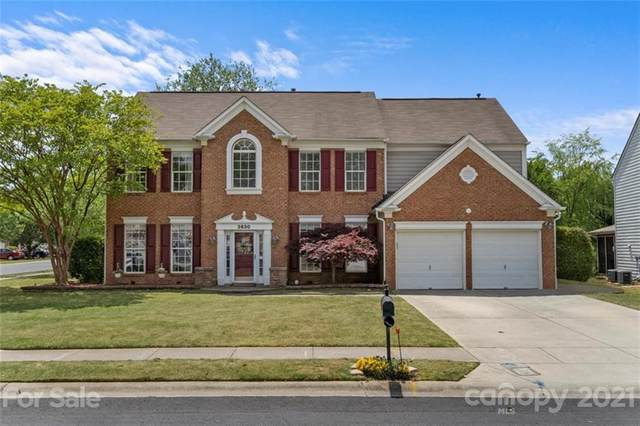 3830 Manor House Drive, Charlotte, NC 28270 (#3729172) :: The Ordan Reider Group at Allen Tate