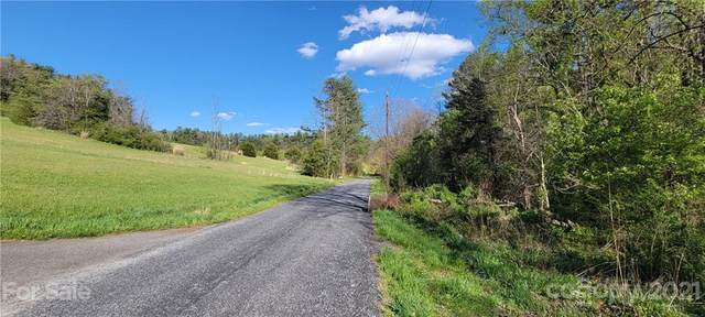 56 Upper Roberts Branch Road, Weaverville, NC 28787 (#3729310) :: Keller Williams Professionals