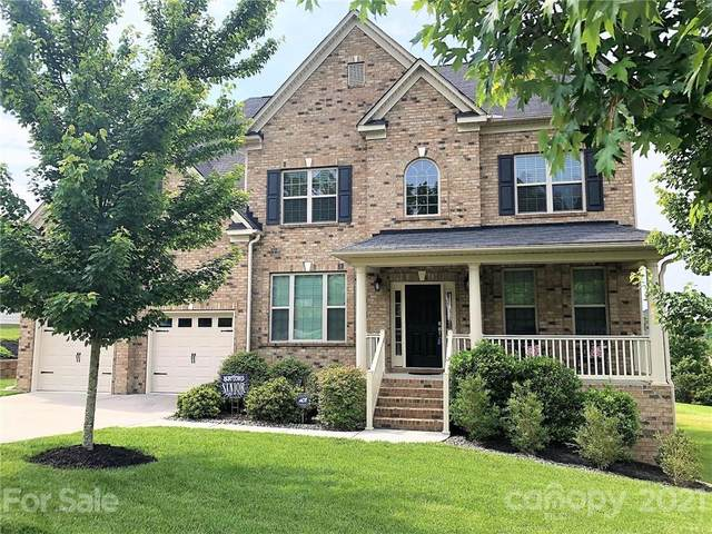 3986 Langtree Drive, Harrisburg, NC 28075 (#3729388) :: Home and Key Realty