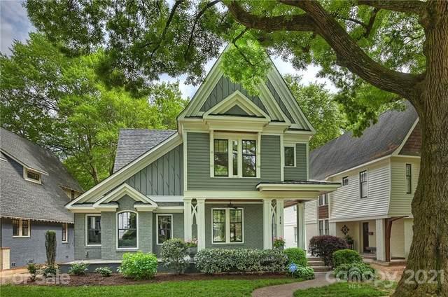 416 N Dotger Avenue, Charlotte, NC 28204 (#3729437) :: Carver Pressley, REALTORS®
