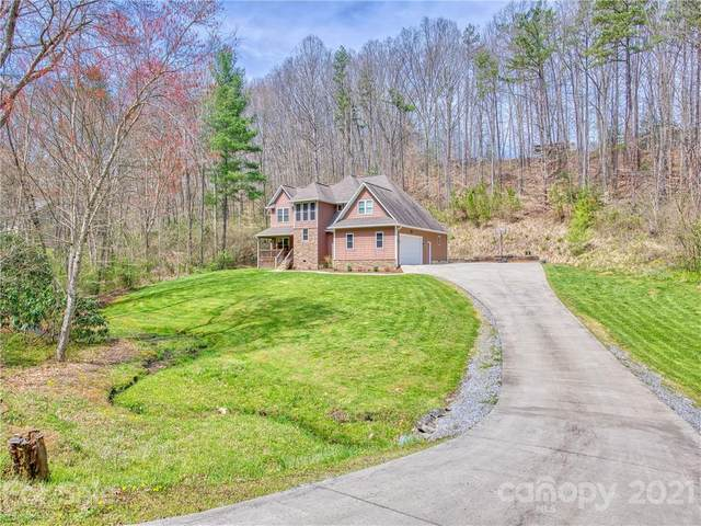 406 Redfield Drive, Clyde, NC 28721 (#3729568) :: Keller Williams Professionals