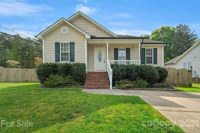99 Westover Avenue, Kannapolis, NC 28081 (#3729737) :: LePage Johnson Realty Group, LLC