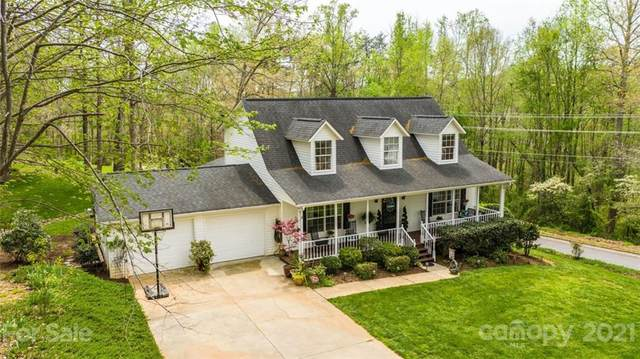 843 W J Street, Newton, NC 28658 (#3729817) :: LKN Elite Realty Group | eXp Realty