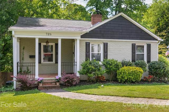 728 Ideal Way, Charlotte, NC 28203 (#3729919) :: Carver Pressley, REALTORS®