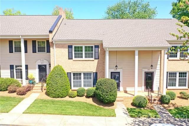 6809 Dumbarton Drive, Charlotte, NC 28210 (#3729937) :: High Performance Real Estate Advisors