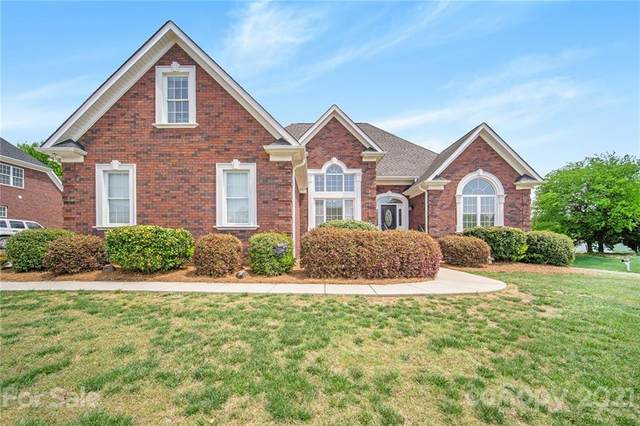 702 King Fredrick Lane SW, Concord, NC 28027 (#3730004) :: High Performance Real Estate Advisors