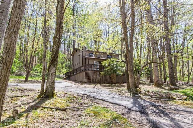 31 Blue Jay Loop, Maggie Valley, NC 28751 (#3730251) :: Premier Realty NC
