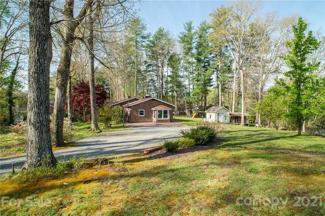 20 S Greenwood Forest Drive, Etowah, NC 28729 (#3730287) :: BluAxis Realty