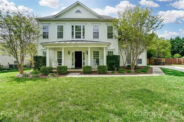 115 Akerman Place, Mooresville, NC 28115 (#3730296) :: The Sarver Group