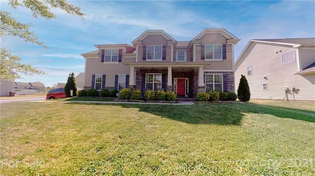 11009 Magna Lane, Indian Trail, NC 28079 (#3730328) :: LePage Johnson Realty Group, LLC