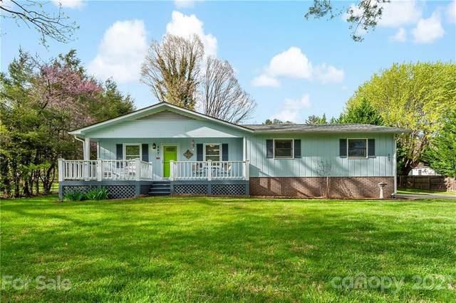 567 Bee Tree Road, Swannanoa, NC 28778 (#3730346) :: High Performance Real Estate Advisors