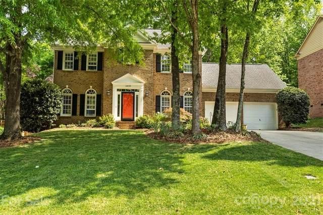 4630 Jamesville Drive, Matthews, NC 28105 (#3730412) :: High Performance Real Estate Advisors