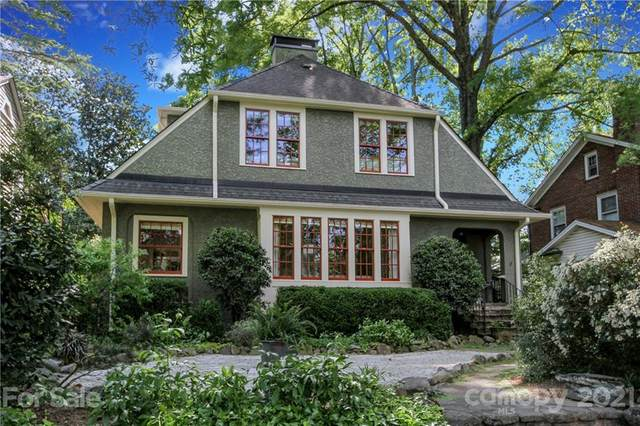 1020 Isleworth Avenue, Charlotte, NC 28203 (#3730450) :: Carver Pressley, REALTORS®