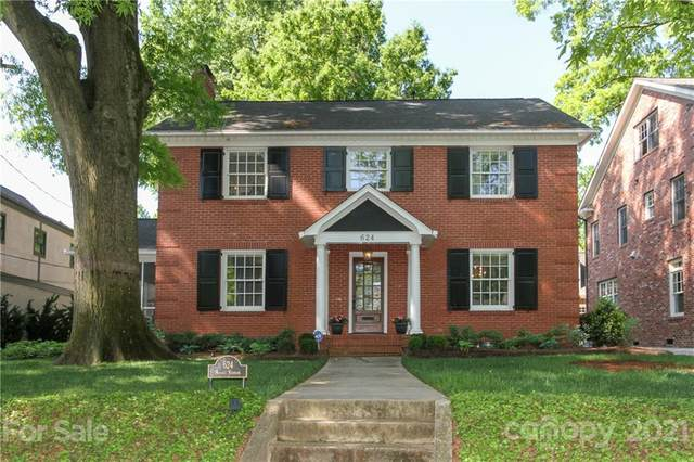 624 Mt Vernon Avenue, Charlotte, NC 28203 (#3730456) :: LePage Johnson Realty Group, LLC