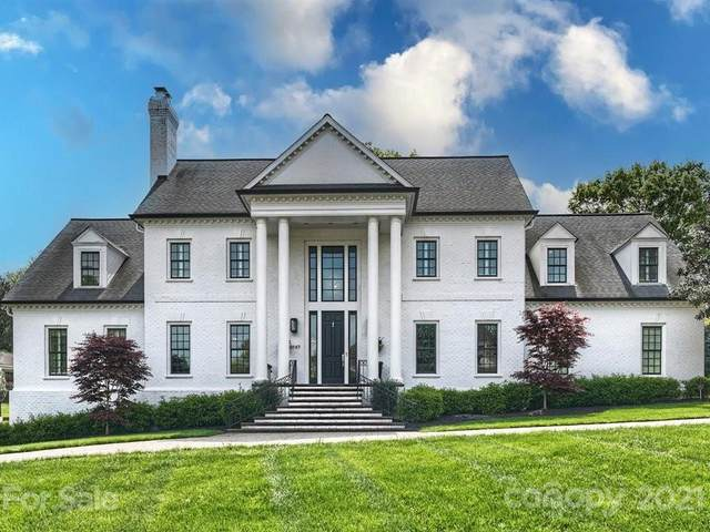 9147 Winged Bourne Road, Charlotte, NC 28210 (#3730525) :: BluAxis Realty