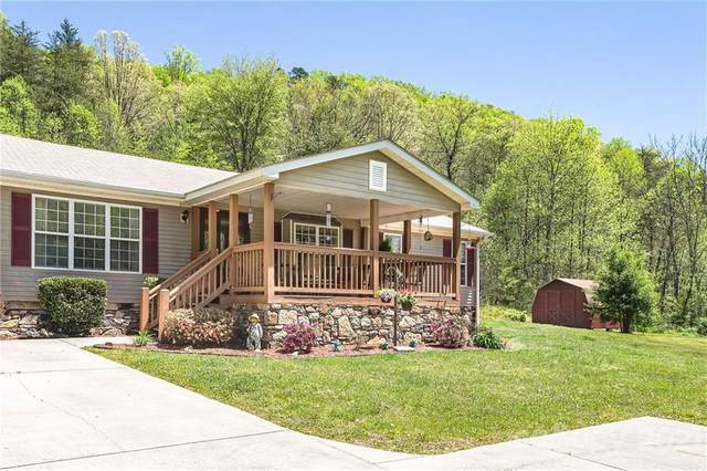 2566 Lower Flat Creek Road, Black Mountain, NC 28711 (#3730571) :: Stephen Cooley Real Estate Group