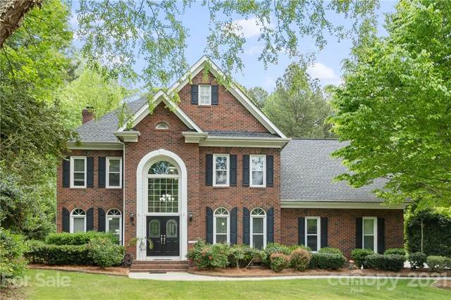4436 Overlook Cove Road, Charlotte, NC 28216 (#3730626) :: Premier Realty NC