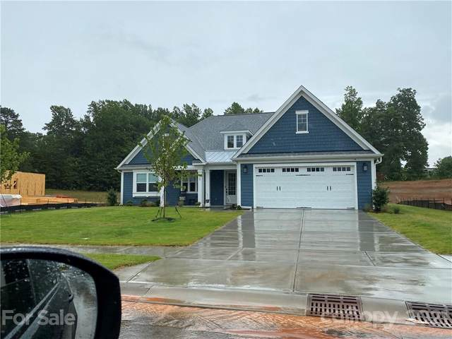 135 Round Rock Circle #9, Troutman, NC 28166 (#3731100) :: BluAxis Realty